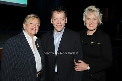 Pamela Barnes-Moses, Scott Durkin, Rose Scalia photo by Rob Rich © 2010 robwayne1@aol.com 516-676-3939