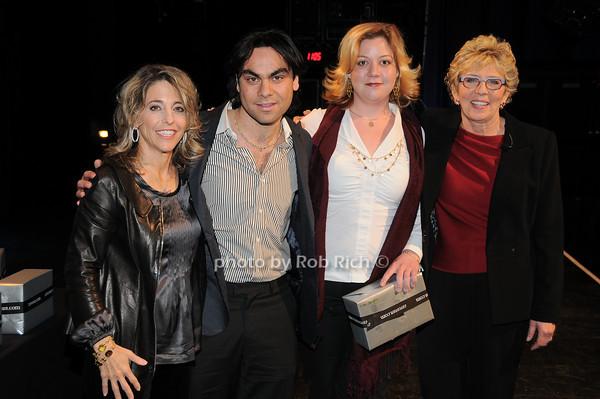Pamela Liebman, Wassin Fakhereddine, Lisa Taylor,Tresa Hall<br /> photo by Rob Rich © 2010 robwayne1@aol.com 516-676-3939