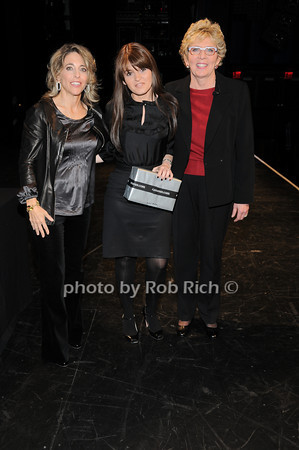 Pamela Liebman, Rachel Medalie, Tresa Hall<br /> photo by Rob Rich © 2010 robwayne1@aol.com 516-676-3939