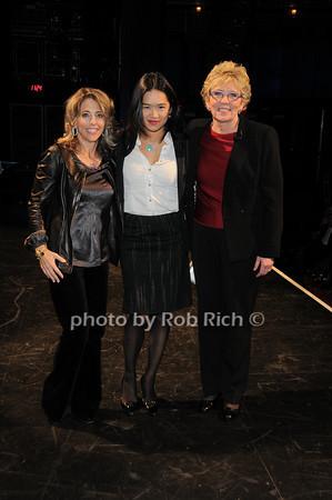 Pamela Liebman,Julie Pham, Tresa Hall<br /> photo by Rob Rich © 2010 robwayne1@aol.com 516-676-3939