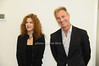 Bernadette Peters, Bill Herbst<br /> photo  by Rob Rich © 2009 robwayne1@aol.com 516-676-3939