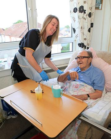 Cordia Home Care shoot 18.9.2012