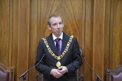 Cork City Lord Mayor John Buttimer