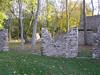 Part of ruin