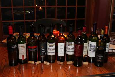Corks without Borders-Dinner 1