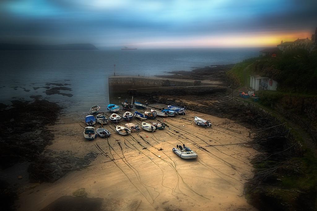 Beach Boat