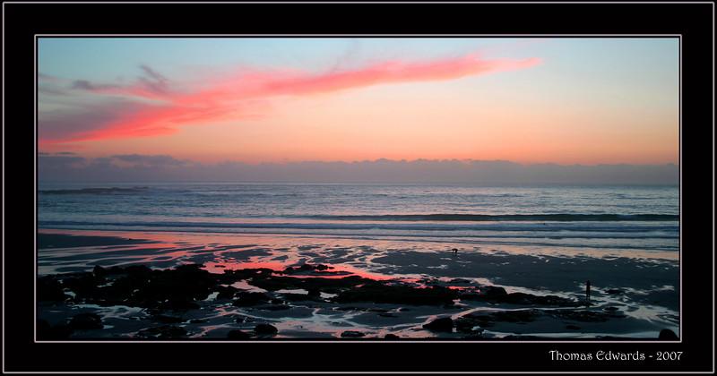 Sennen Beach - Low Tide