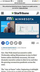 Feeling sick with symptoms of COVID-19? Check out Minnesota's screening tool to determine if you should get tested and find a testing location near you.  https://mn.gov/covid19/for-minnesotans/if-sick/ #StayHomeMN