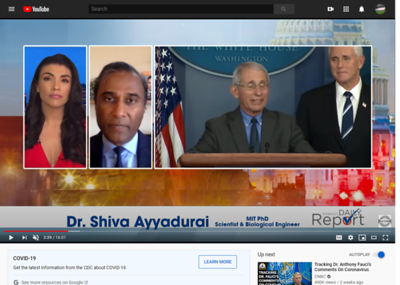 Dr. SHIVA Ayyadurai, MIT PhD Crushes Dr. Fauci Exposes Birx, Clintons, Bill Gates, And The W.H.O https://youtu.be/NjjybyJ59Lw  Immune System https://salphotobiz.smugmug.com/Food/Healthier-Snacks-and-Foods/i-fbkwrBN  Ventilators https://salphotobiz.smugmug.com/Other/Coronavirus-Pandemic-Covid-19-Life/Medical/i-Rk9tn56/A  HIV/AIDS https://goodnewshealthandfitness.wordpress.com/2015/06/29/health-medical-how-to-fight-hiv-aids/  Vaccines https://goodnewseverybodycom.wordpress.com/2015/10/16/neutral-perspective-vaccinations-are-safe-and-not/  1% (e.g. Bill Gates, Mark Zuckeberg, etc..) https://salphotobiz.smugmug.com/Other/Coronavirus-Pandemic-Covid-19-Life/Media/i-GSC33nc/A  Dr. Fauci https://salphotobiz.smugmug.com/Other/Coronavirus-Pandemic-Covid-19-Life/Medical/i-H8PkbQ6/A  Others:  Dr Shiva Ayyadurai Full Interview on the Health Crisis (MUST WATCH!) https://youtu.be/NJX90wy-wp0  Dr.SHIVA on Corona Virus – Time to Talk about Immune Health! https://vashiva.com/dr-shiva-on-corona-virus-time-to-talk-about-immune-health/   https://salphotobiz.smugmug.com/Seen-on-Media/i-4XNCdvf