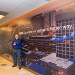 San Jose Skyline Gigapixel Panorama Fine Art Mural for Companies and Businesses