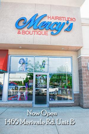"""Mercy""""s Hair Studio_&_Boutique"""
