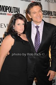 Lisa Oz, Dr.Mehmet Oz photo by Rob Rich © 2010 robwayne1@aol.com 516-676-3939