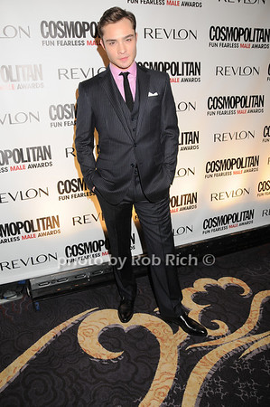 Ed Westwick<br /> photo by Rob Rich © 2010 robwayne1@aol.com 516-676-3939