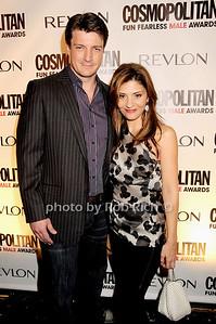 Nathan Fillion, Callie Thorne
