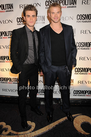 Paul Westley, Kellan Lutz<br /> photo by Rob Rich © 2010 robwayne1@aol.com 516-676-3939