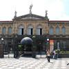 Front of the Teatro Nacional