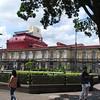 Side of the Teatro Nacional