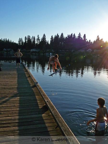 Cottage Lake 9-23-11