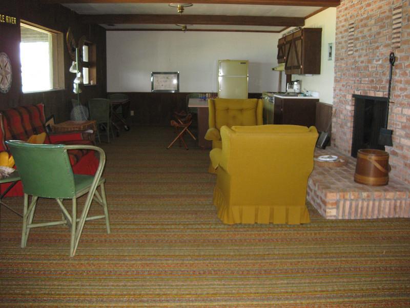 2nd Living Room & Kitchen - 1st Floor