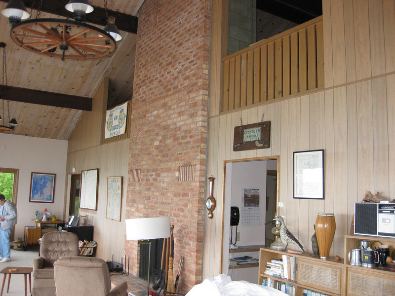 Living Room - 2nd Floor & loft