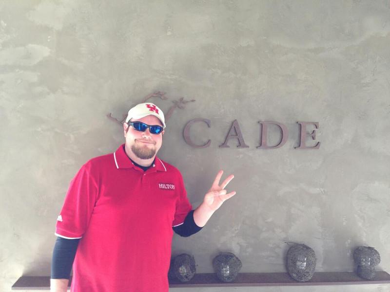 B  Sanders Cade