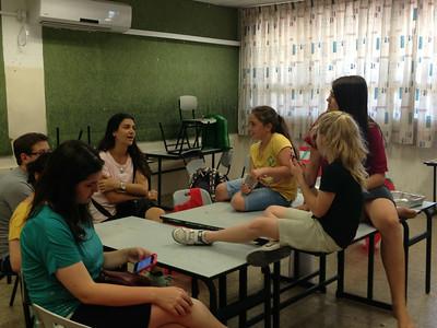 Counterpoint - Afikim Volunteering