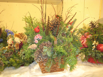 Center Piece Baskets