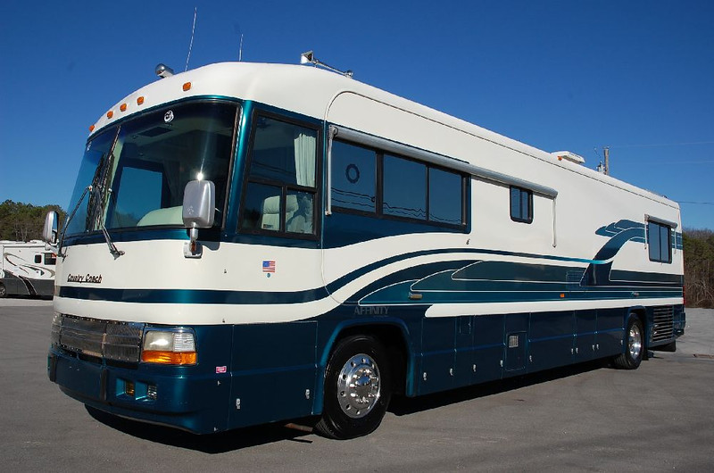 1995 COUNTRY COACH AFFINITY 350HP 40' DIESEL PUSHER RV     from kybearhunter<br /> <br /> this is in our price range, as long as the £ to the $  stays sweet