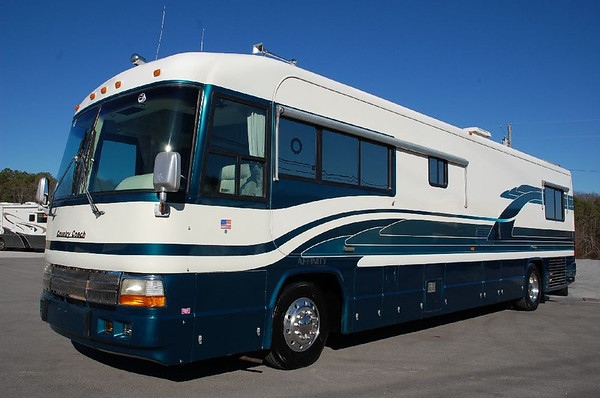 1995 COUNTRY COACH AFFINITY 350HP 40' DIESEL PUSHER RV