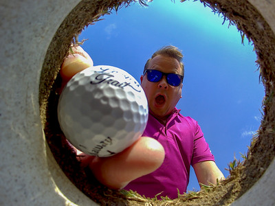 Hole in One! (Not Really....)