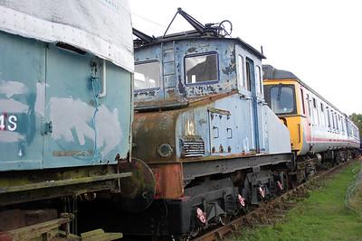R+W Hawthorn Bo-BoWE No42/3682 Coventry Electric Railway Museum 11/09/11.