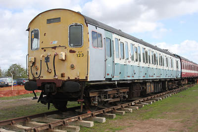 307123 at Coventry Electric Railway Museum 11/09/11