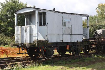 LNER Toad UID B/Van Coventry Electric Railway Museum 11/09/11