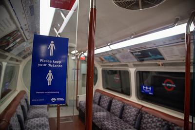 Bakerloo Distancing