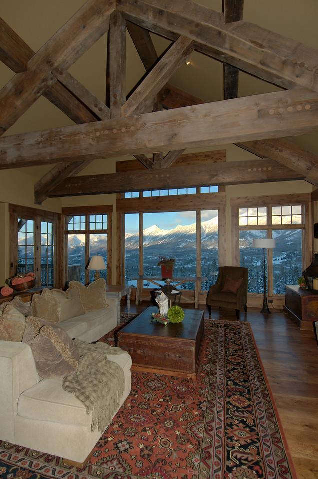 Cowboy Heaven Moonlight Ski Resort