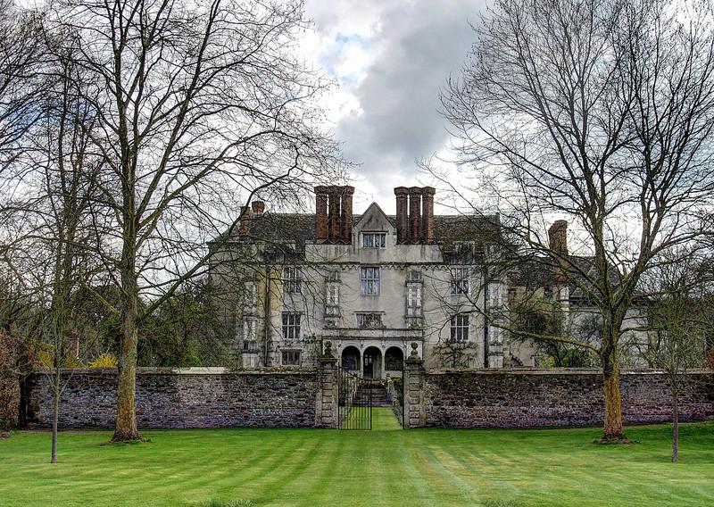 Cranborne Manor.