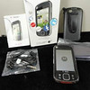 Used Motorola Cliq XT in box with original accessories