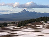 Mt. Thielsen from Crater Lake rim