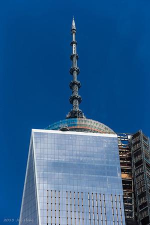 One World Trade Center, New York