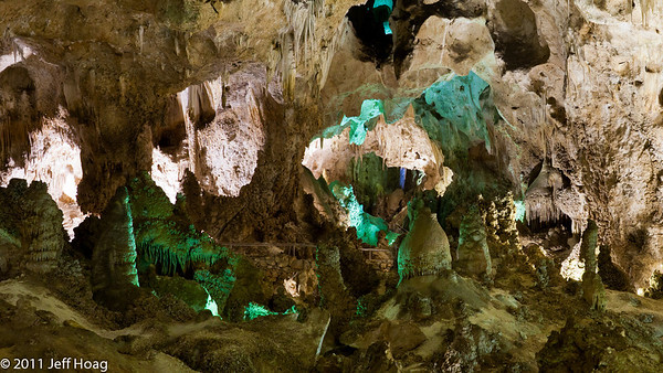 Big Room, Carlsbad Caverns National Park