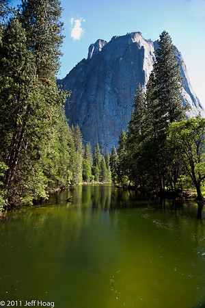 Merced River, Yosemite Valley, Yosemite National Park