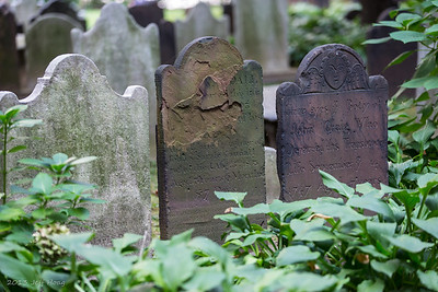 Trinity Church tombstones