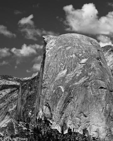 Half Dome, Washburn Point, Yosemite National Park