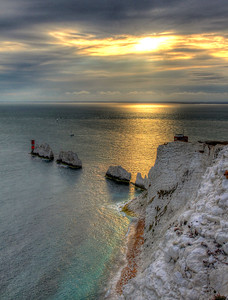 The Needles, HDR