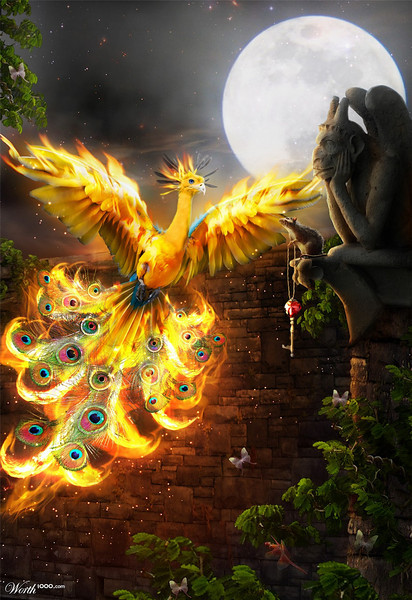 Pheonix and the Ruby Key