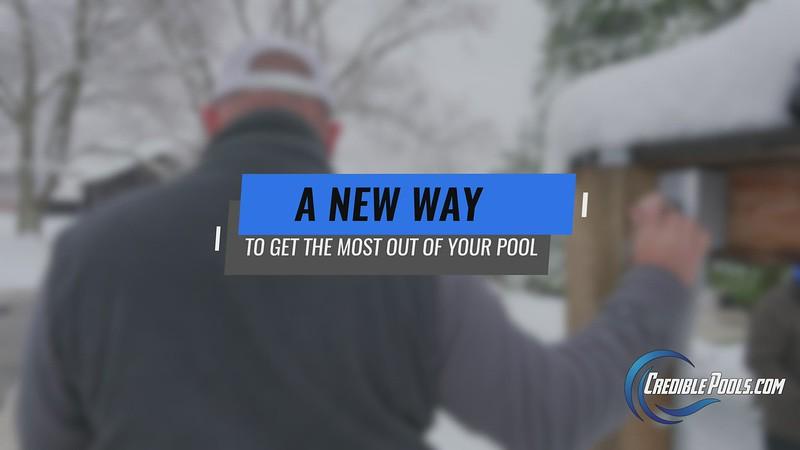 Credible Pools - Outdoor Heated Pool Capabilities