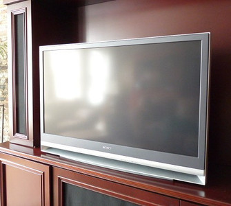 "#9 $$$SOLD$$$ 2005 Sony Flat Screen HDTV (not flat panel):   $95  50"" LCD rear projection"