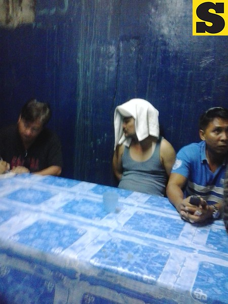 Acting Cebu City Police Office (CCPO) Director Mariano Natuel Jr.  said suspect former PO3 Geoffrey Borinaga was under the influence of drugs when arrested on Thursday. (Photo by Armie Garde of Sunnex)