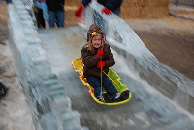 Cripple Creek, CO Ice Festival