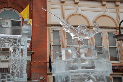Cripple Creek, CO Ice Festival